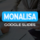 Monalisa Business Google Slides - GraphicRiver Item for Sale