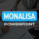 Monalisa Business PowerPoint - GraphicRiver Item for Sale