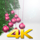 Christmas Baubles 3 - VideoHive Item for Sale