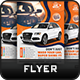 Free Download Car Wash Flyer Template Nulled