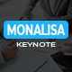 Monalisa Business Keynote - GraphicRiver Item for Sale