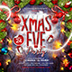 Xmas Eve Party Flyer 2 - GraphicRiver Item for Sale