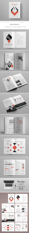 Hexa Deslgn - Corporate Brochures
