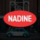 Free Download Nadine Creative Keynote Nulled