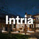 Intria - Architecture and Interior WordPress Theme - ThemeForest Item for Sale