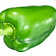 Green bell pepper, top, paths - PhotoDune Item for Sale