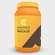 Ultimate Supplement Bottle or Jar Mockup - GraphicRiver Item for Sale