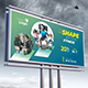 Gym Billboard - GraphicRiver Item for Sale