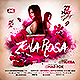 Zona Rosa Club Party Flyer - GraphicRiver Item for Sale