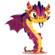 Dragon Character - GraphicRiver Item for Sale