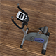 Exercise Bike 3 D - 3DOcean Item for Sale