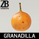 Granadilla 001 - 3DOcean Item for Sale
