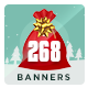 Free Download Banner Set Bundle - 10 Sets - 268 Banners Nulled