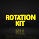 Free Download Rotation Kit - 3D Logo or Text Nulled