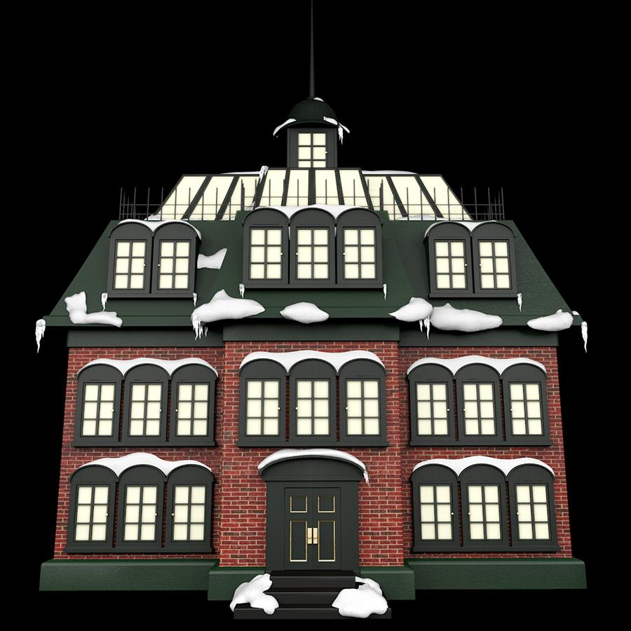 Christmas Vacation Advent House Calendar.Christmas Vacation Inspired Advent Calendar House