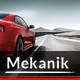Free Download Mekanik - Car Mechanic & Auto Repair HTML Template Nulled