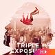 Triple Exposure Photoshop Action - GraphicRiver Item for Sale