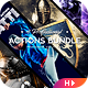 2017 Four In One Actions Bundle - GraphicRiver Item for Sale