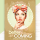 Better Things Are Coming Flyer Template - GraphicRiver Item for Sale
