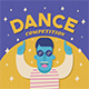 Dance Competition Flyer Set - GraphicRiver Item for Sale