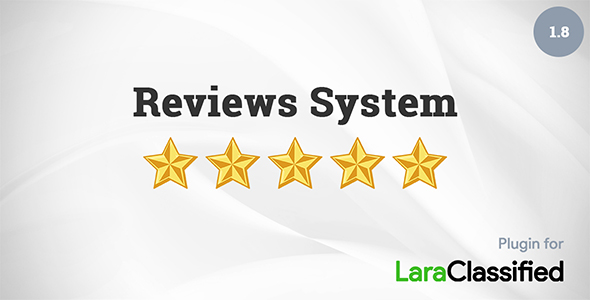 Reviews System Plugin - CodeCanyon Item for Sale