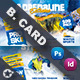 Winter Adventure Busines Card Templates - GraphicRiver Item for Sale