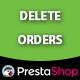 Prestashop Delete Orders - CodeCanyon Item for Sale