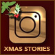 Free Download 10 Instagram Christmas Stories Nulled