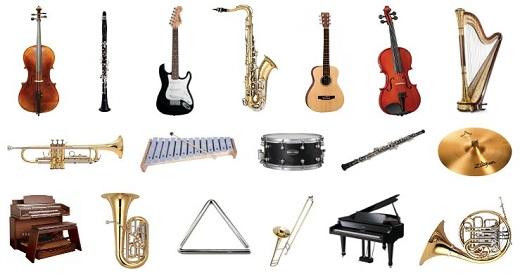 Instrument Sound Effects