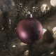 Hanging Christmas Ball On Tree - VideoHive Item for Sale