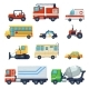 Heavy Industrial Vehicle Car - GraphicRiver Item for Sale