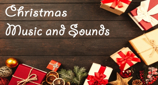 Christmas Music and Sounds