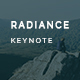 Free Download Radiance Keynote Template Nulled