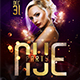 New Years Eve Party Flyer 4 - GraphicRiver Item for Sale