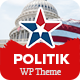 Free Download Politik - Political WordPress Theme Nulled