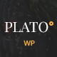 Free Download Plato | Cafe & Restaurant WordPress Theme Nulled