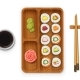 Free Download Set of Sushi Rolls Nulled