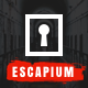 Free Download Escapium - Escape Room Game WordPress Theme Nulled