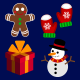 Free Download Christmas Icons Nulled