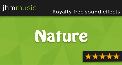 Nature Sounds Library