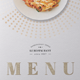 Free Download Elegant Restaurant Menu Nulled