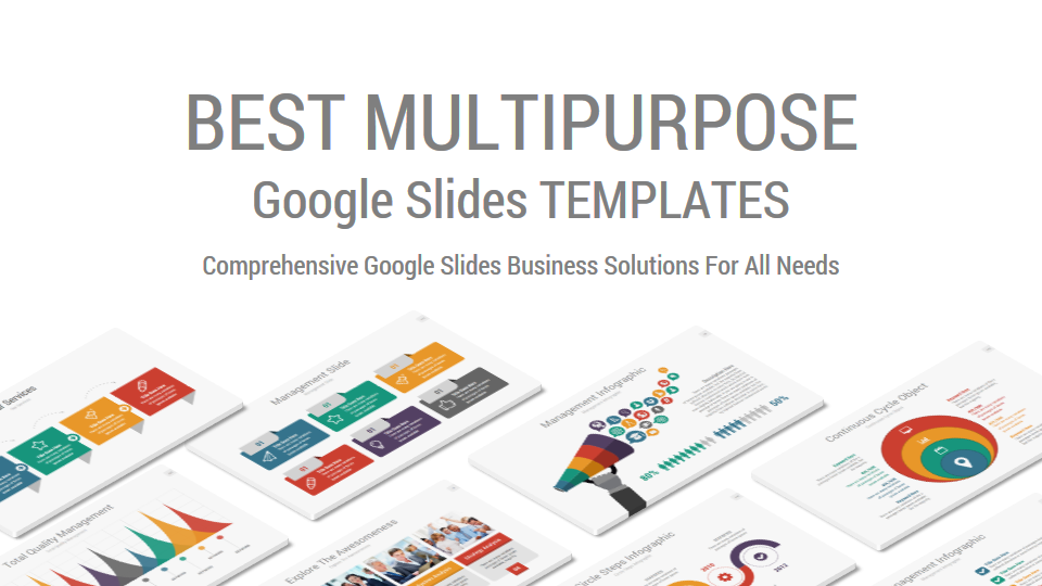 complete business solutions best google slides template theme by rojdark