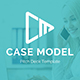 Case Model Pitch Deck Powerpoint Template - GraphicRiver Item for Sale