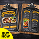 Free Download Restaurant Menu - Food Menu Flyer Nulled