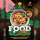Free Download Christmas Food Flyer Nulled