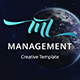 Management Creative Keynote Template - GraphicRiver Item for Sale
