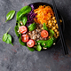 Healthy vegetarian Buddha bowl - PhotoDune Item for Sale