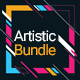 Artistic Bundle - GraphicRiver Item for Sale