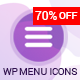 WP Menu Icons - Effectively Add & Customize Icons For WordPress Menus - CodeCanyon Item for Sale