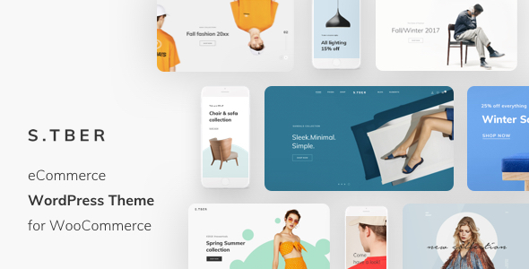 Stber - Fashion & Furniture WooCommerce WordPress theme - eCommerce WordPress